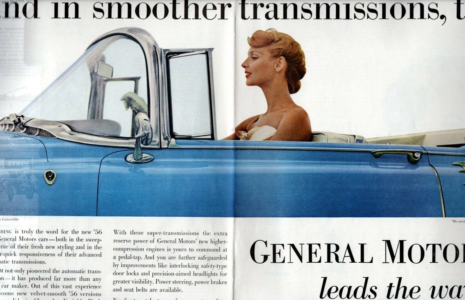 1956 GENERAL MOTORS