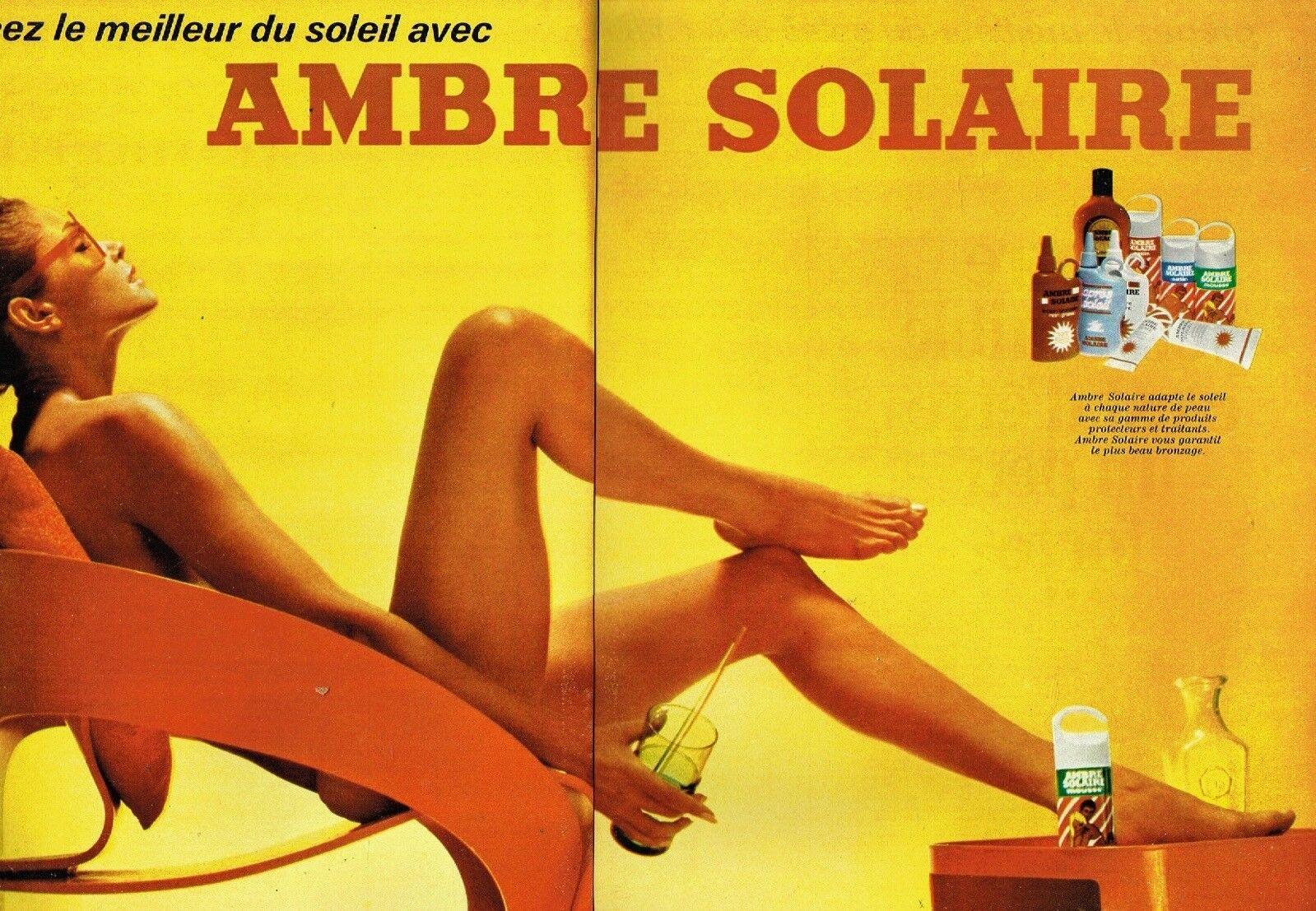 1969 Ambre Solaire