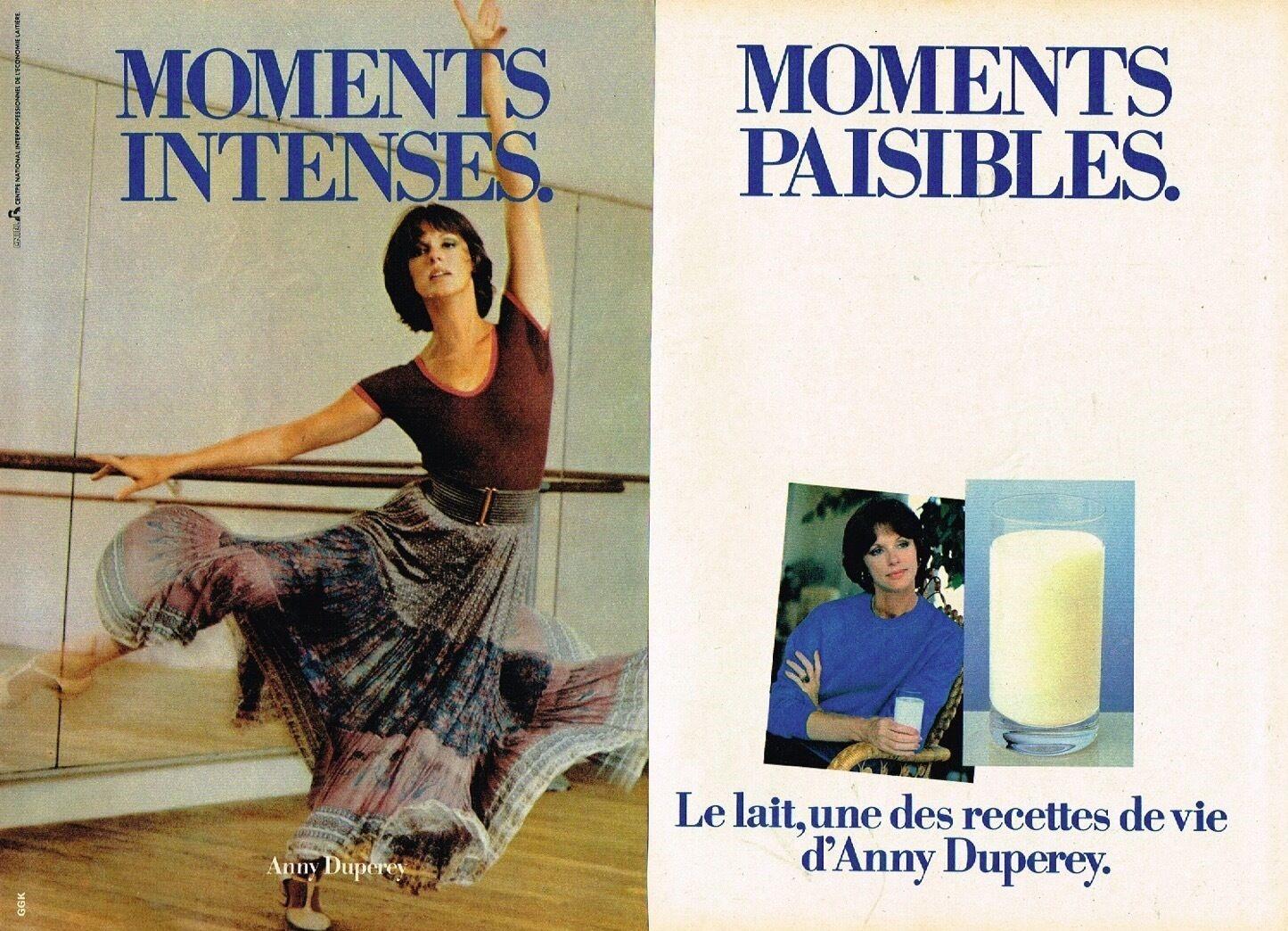 1981 Lait A2 avec Anny Duperey