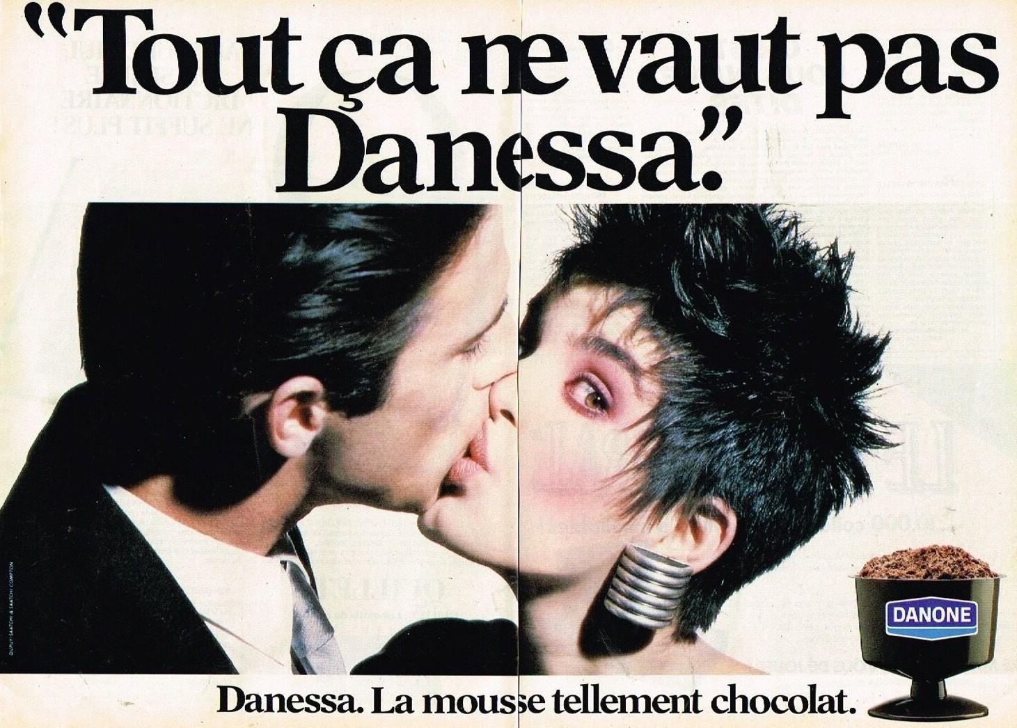 1984 Danessa Danone