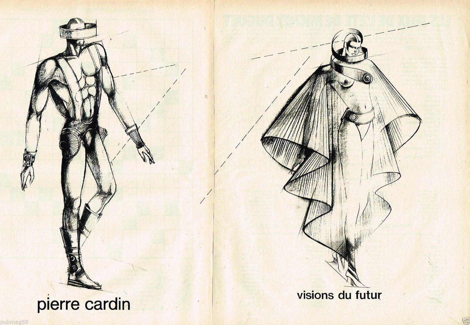 1984 Haute Couture Pierre Cardin
