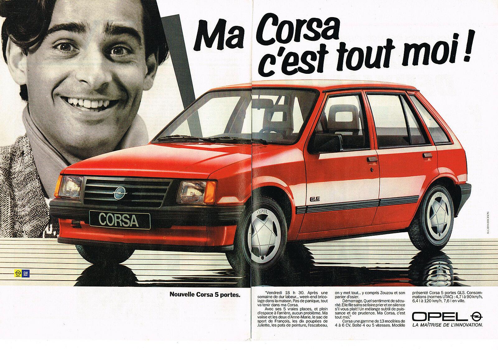 1985 Opel Corsa