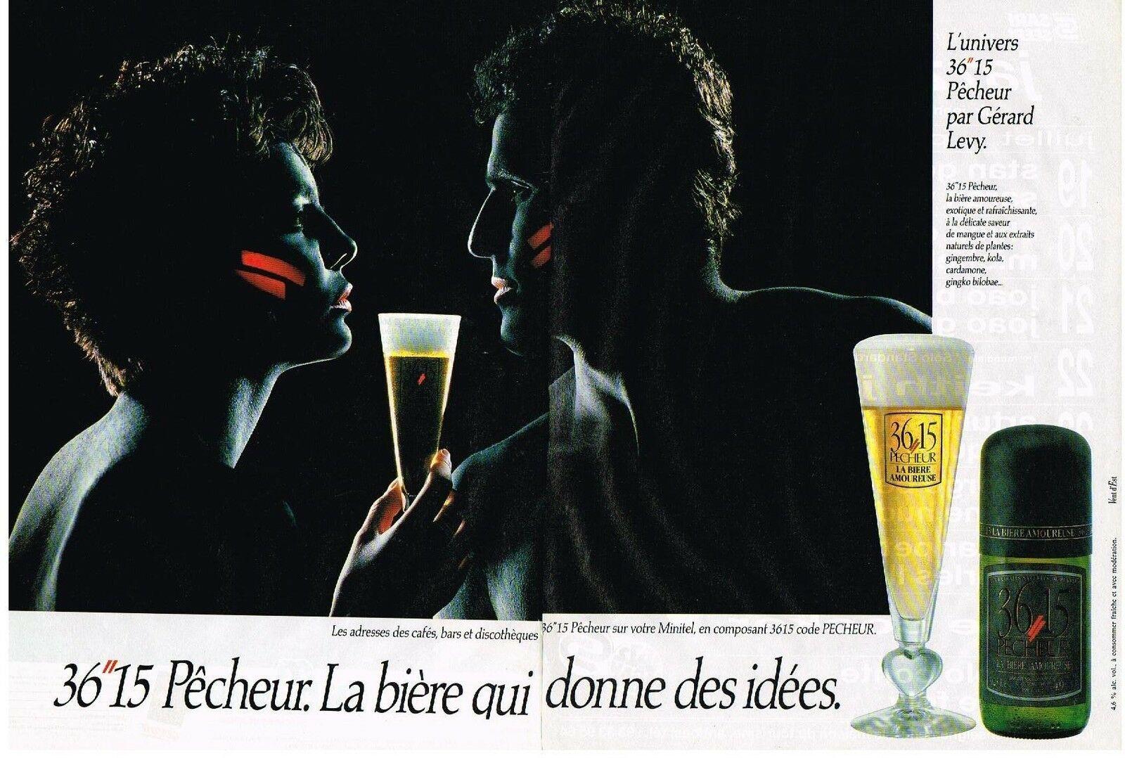 1989 36-15 PECHEUR biere