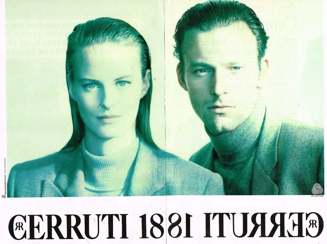 1989 Cerruti 1881 A1