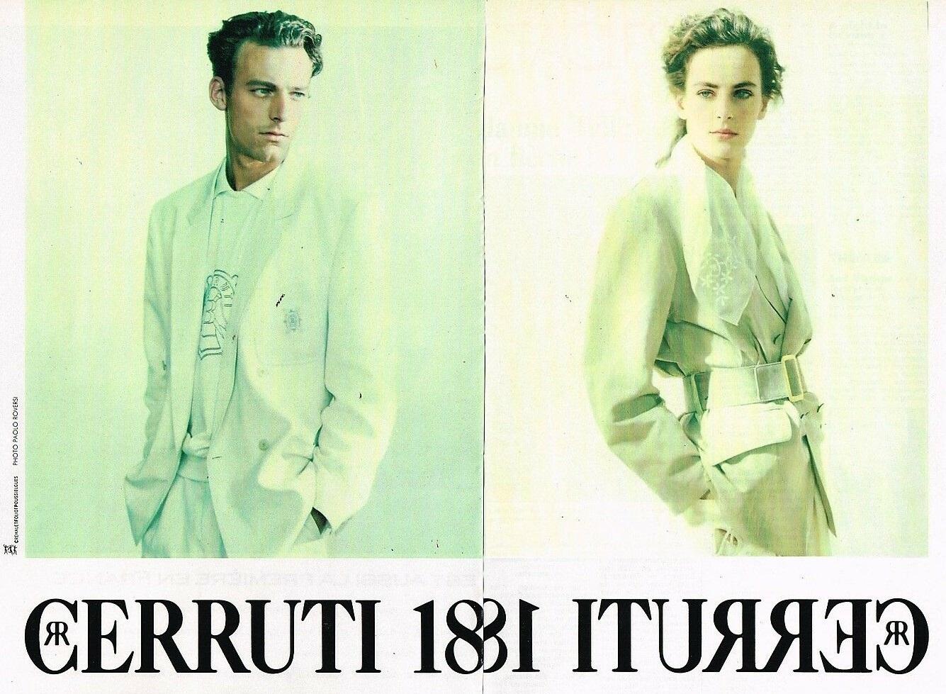 1989 Cerruti 1881 A2 inverse