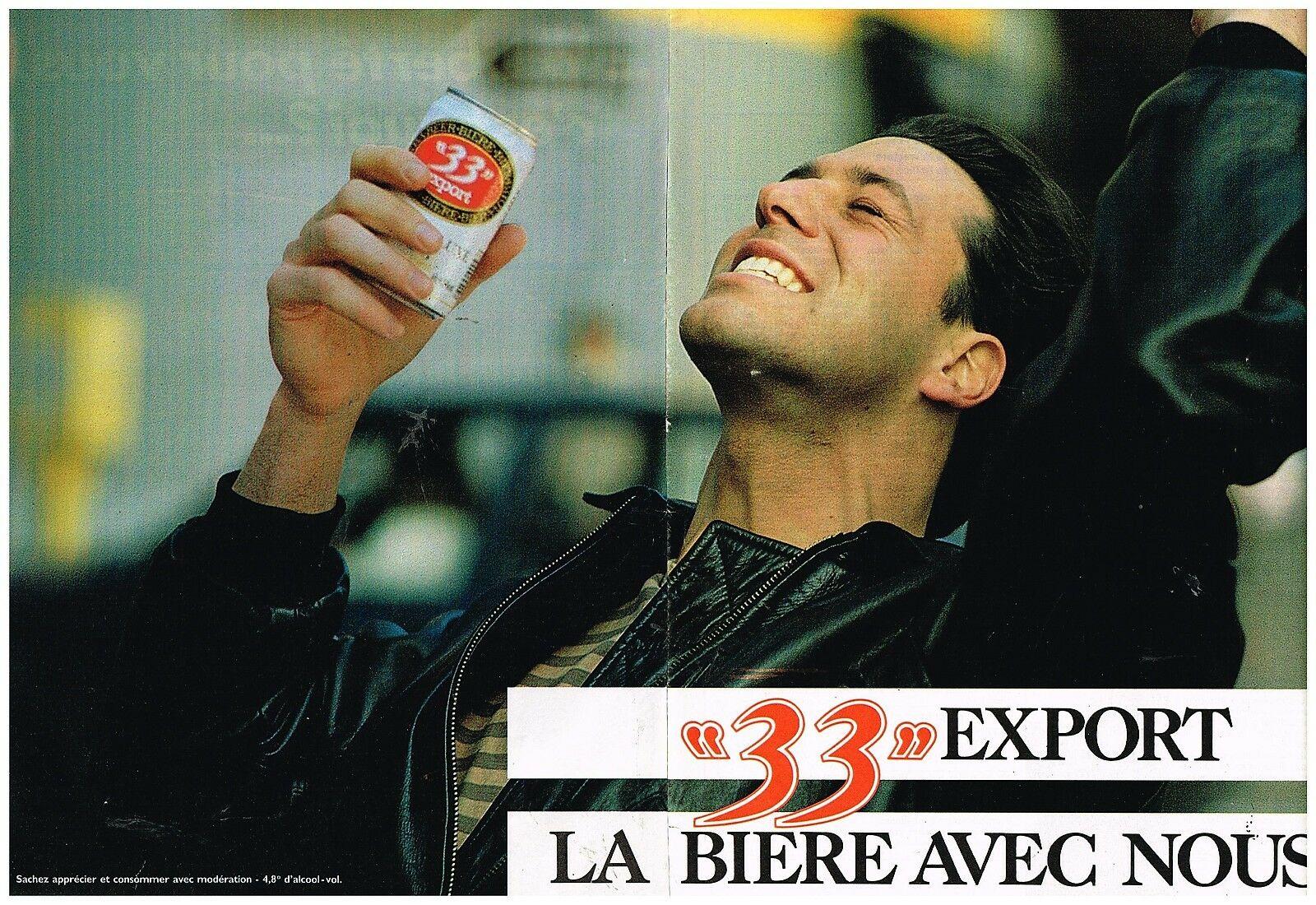 1989 La Biere 33 Export A1