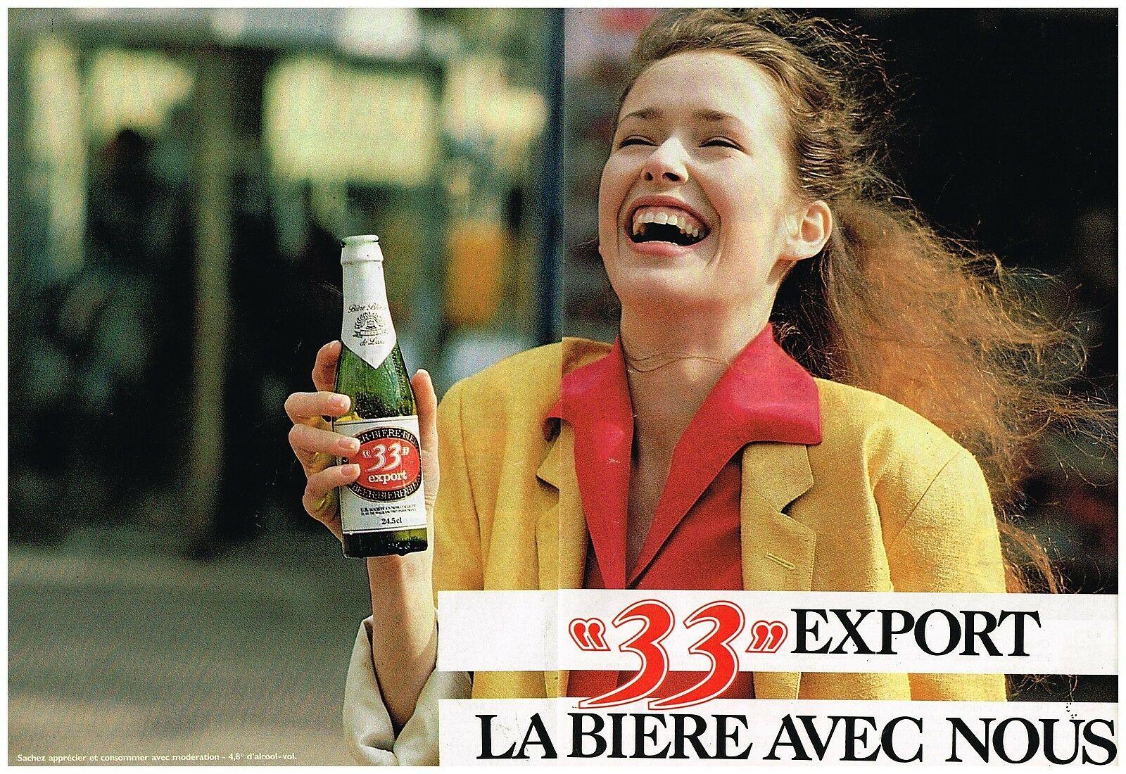 1989 La Biere 33 Export A2