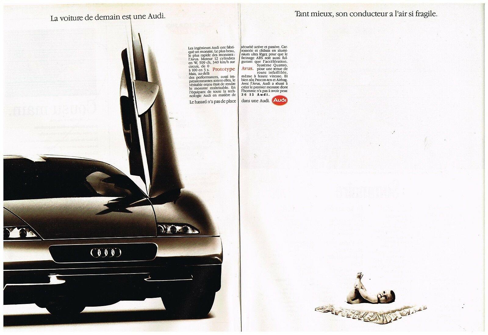 1993 Audi Prototype Avus