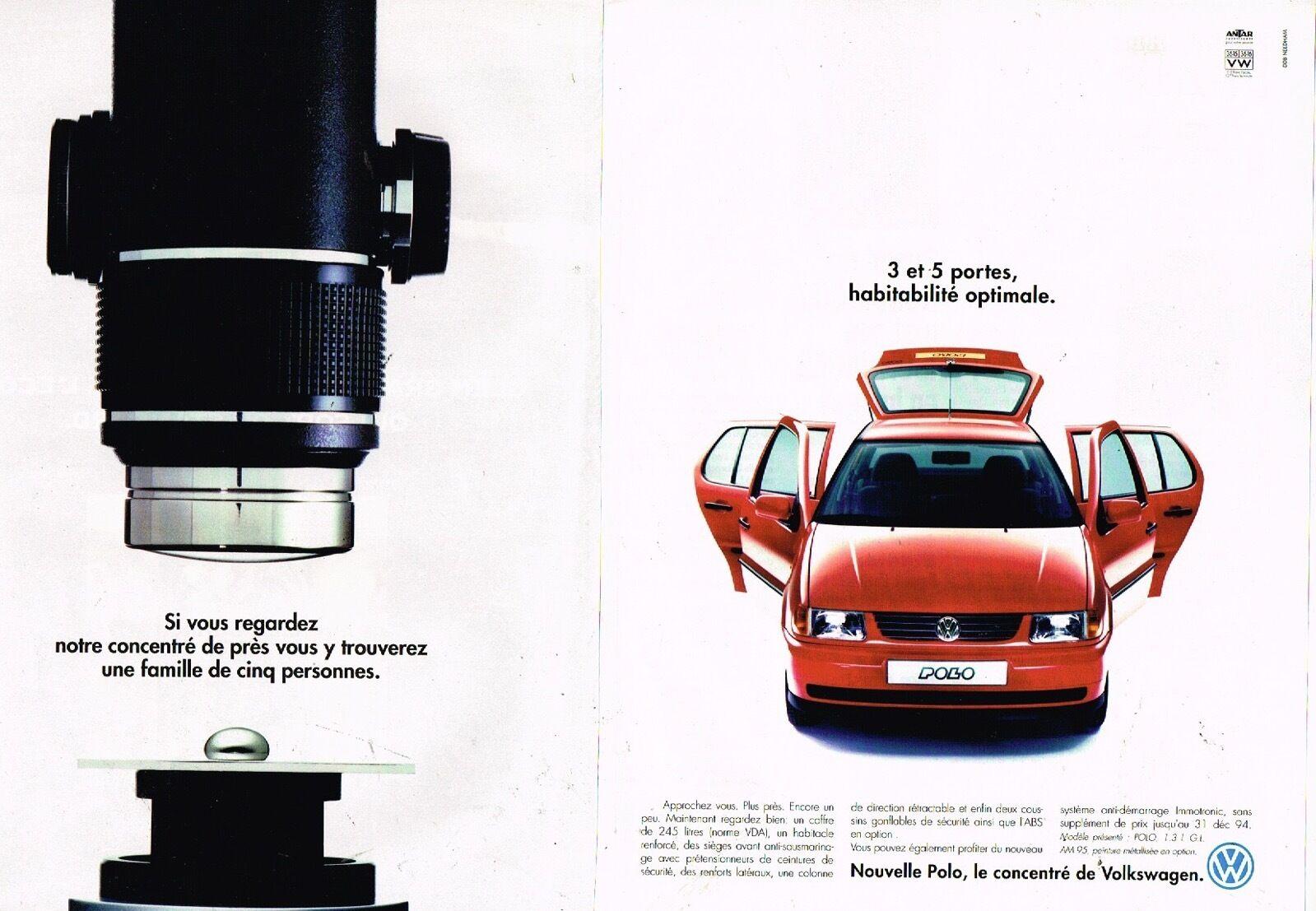 1994 VW Volkswagen Polo