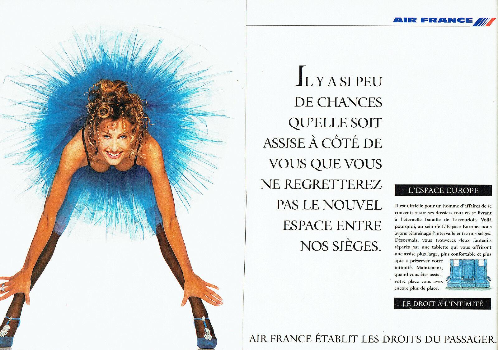 1995 Air France A1