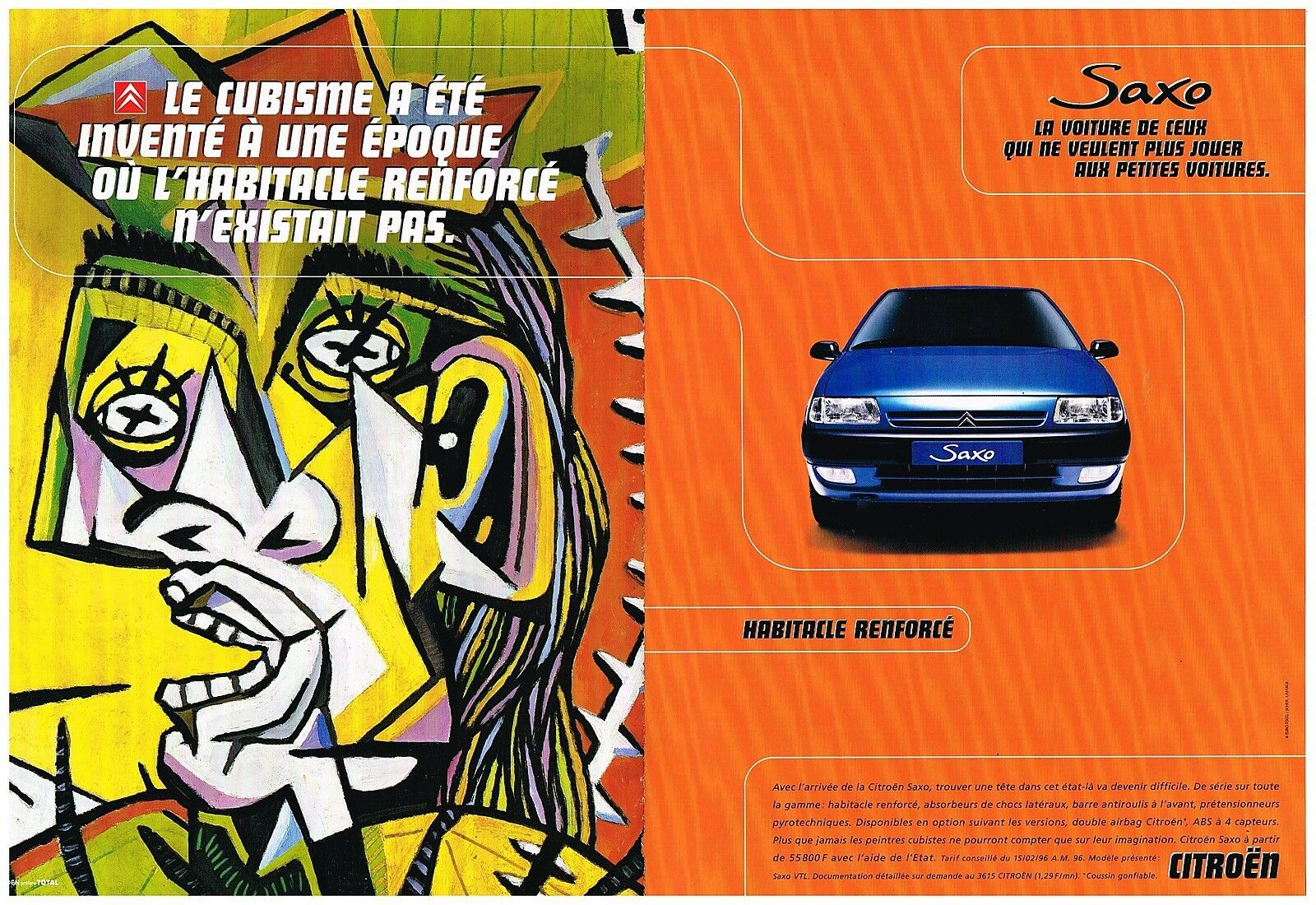 1996 Citroen saxo