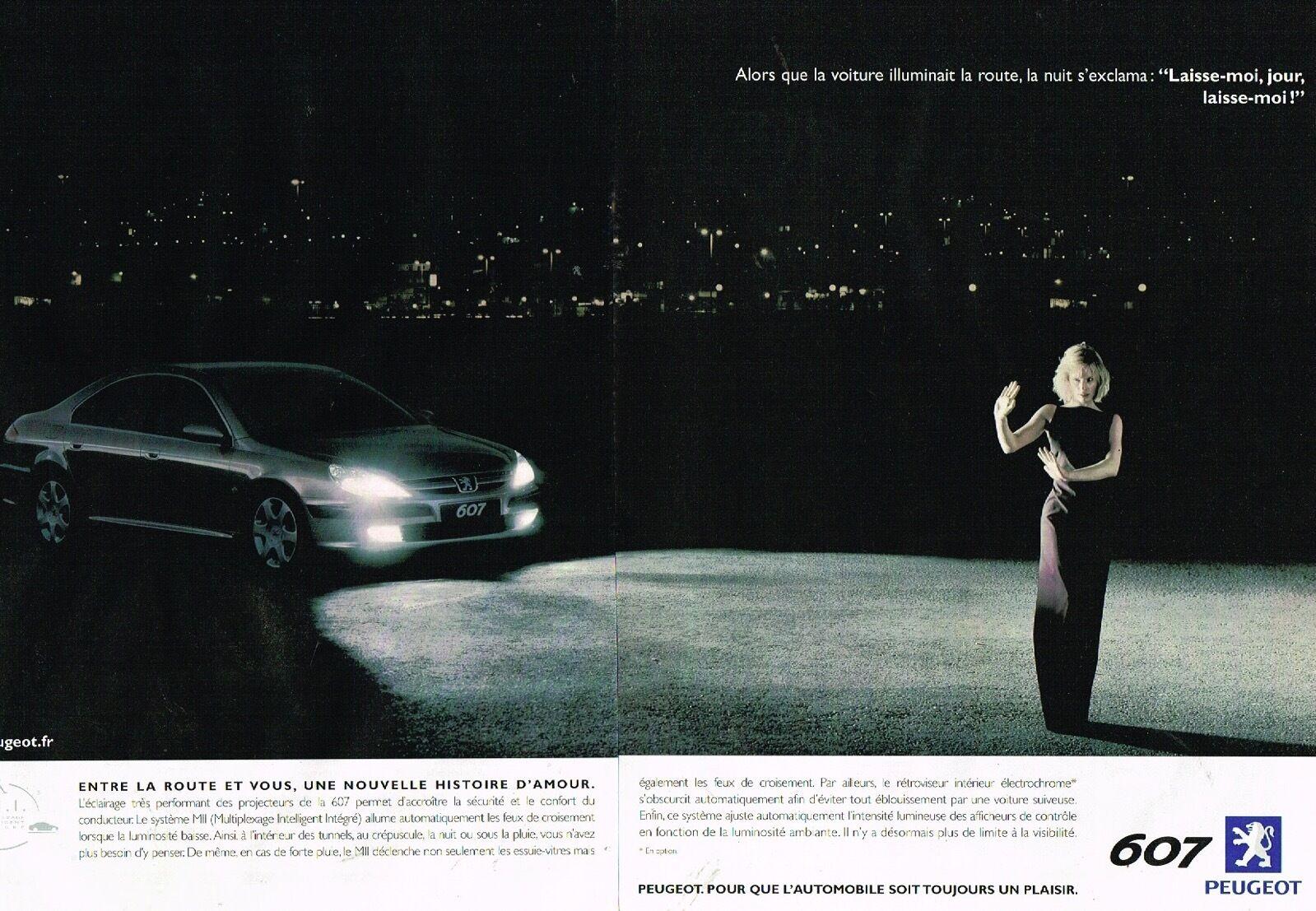 2000 Peugeot 607 A1
