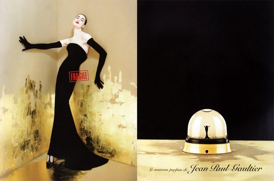 2000 jean-paul gaultier parfum fragile