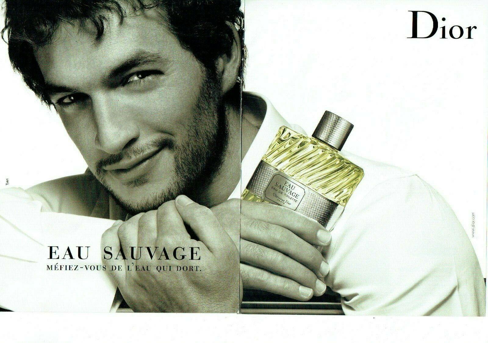 2003 Dior Eau sauvage