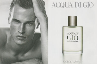 2007 Parfum Armani Aqua di Gio
