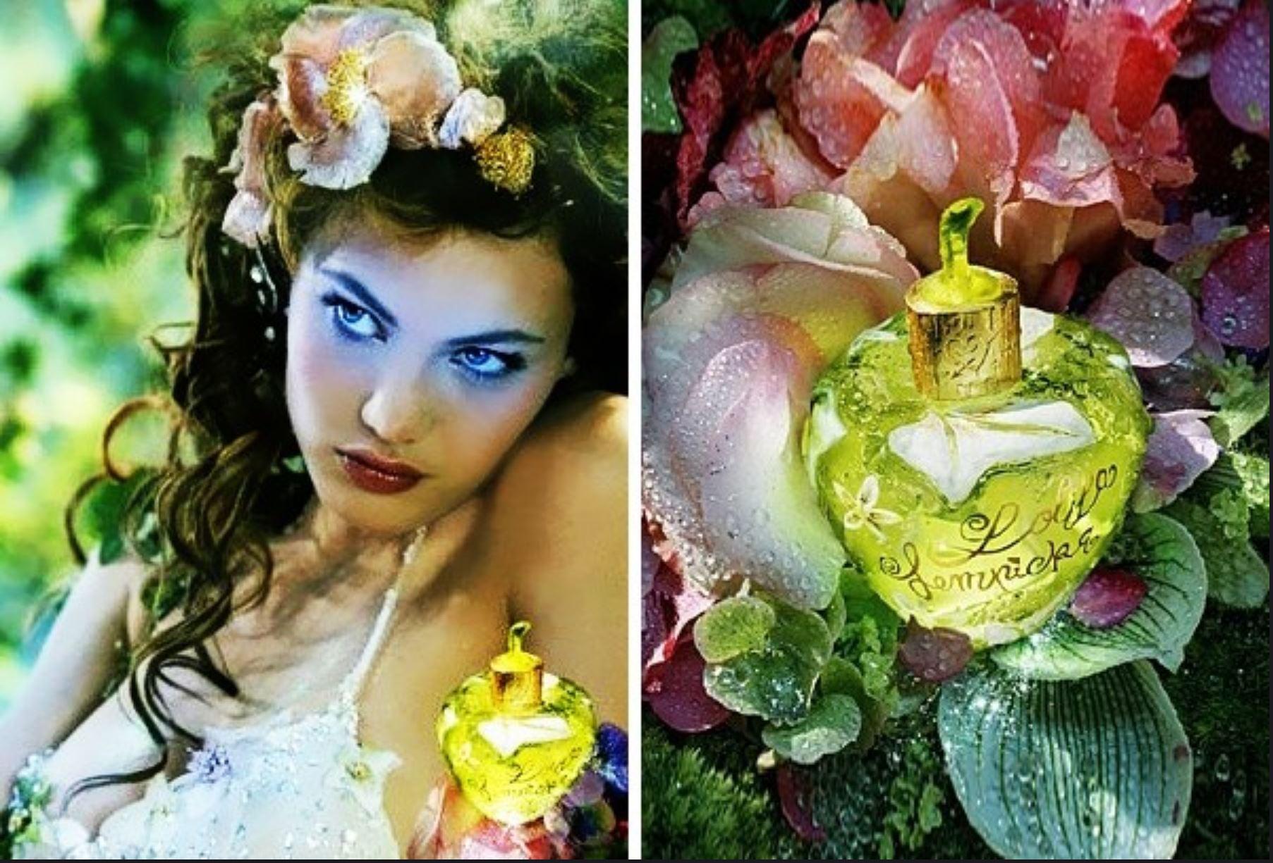 2008 parfum lolita de lempicka Fleur defendue