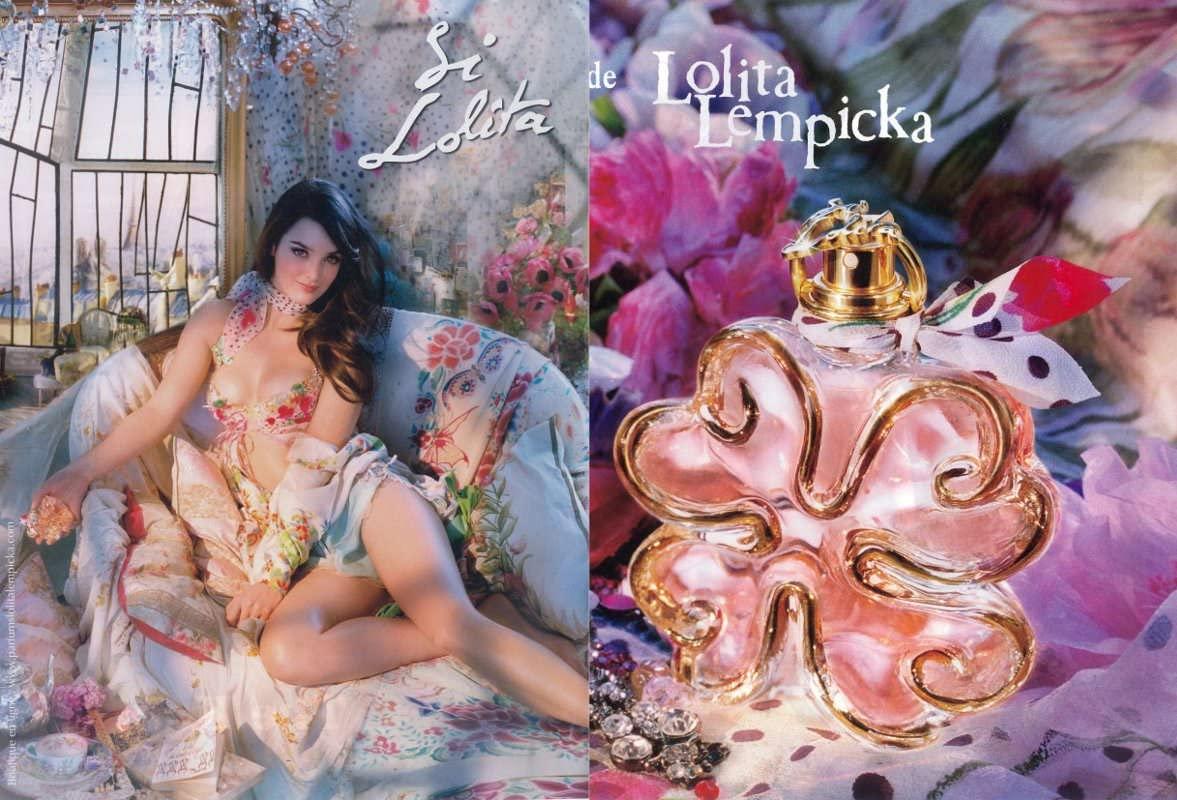 2009 parfum Si lolita de lempicka