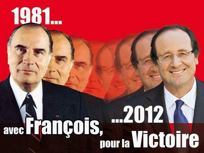 2012_Mitterrand hollande