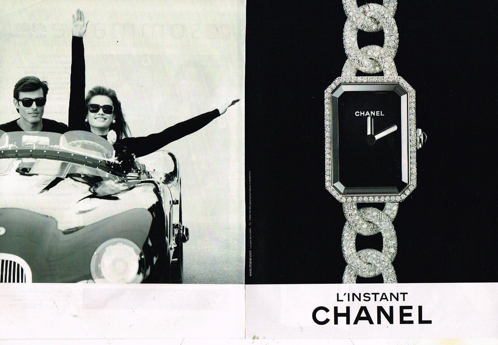 2014 La Montre Chanel