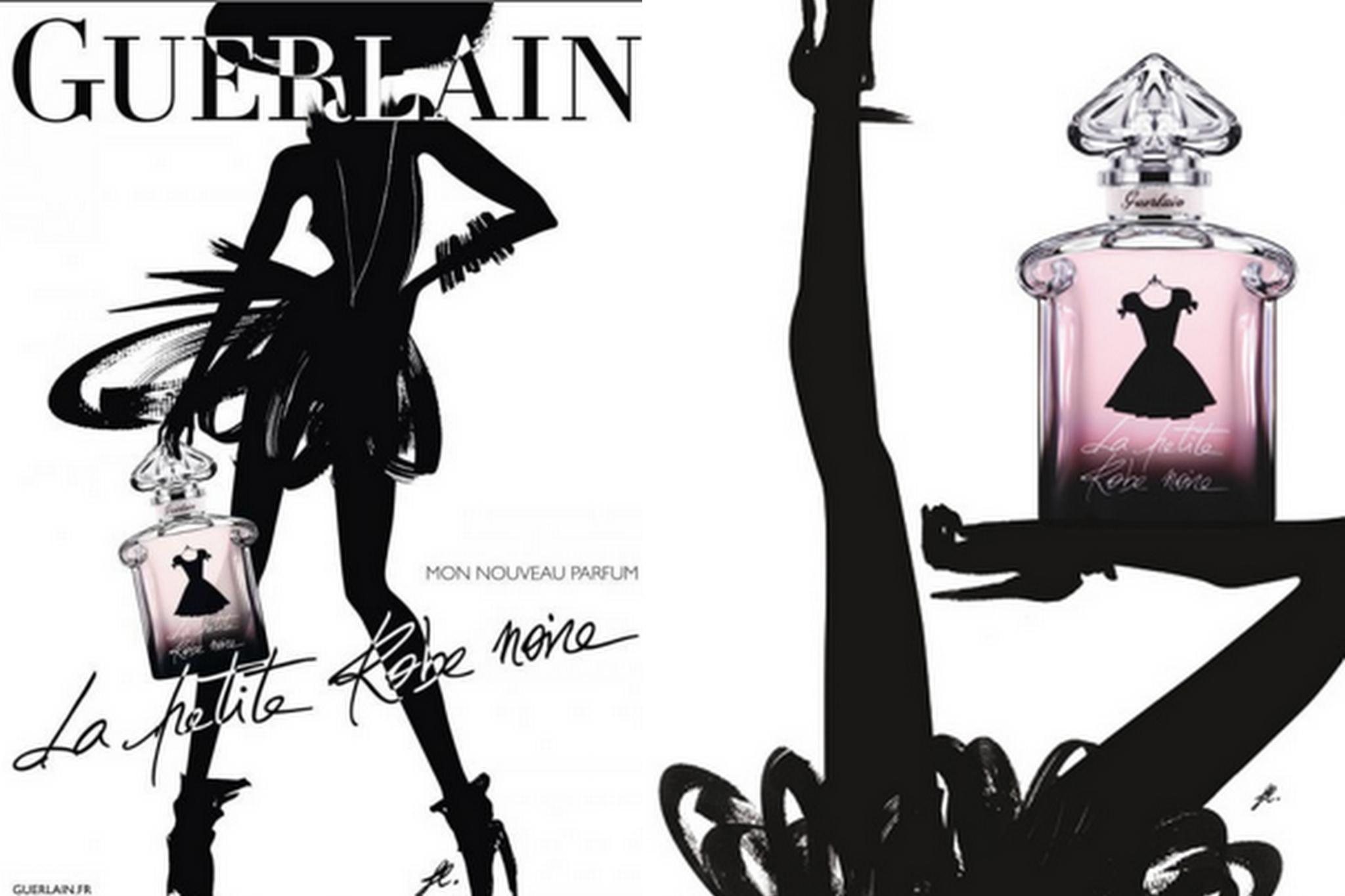 2014 Parfum Guerlain La petite robe noire A2