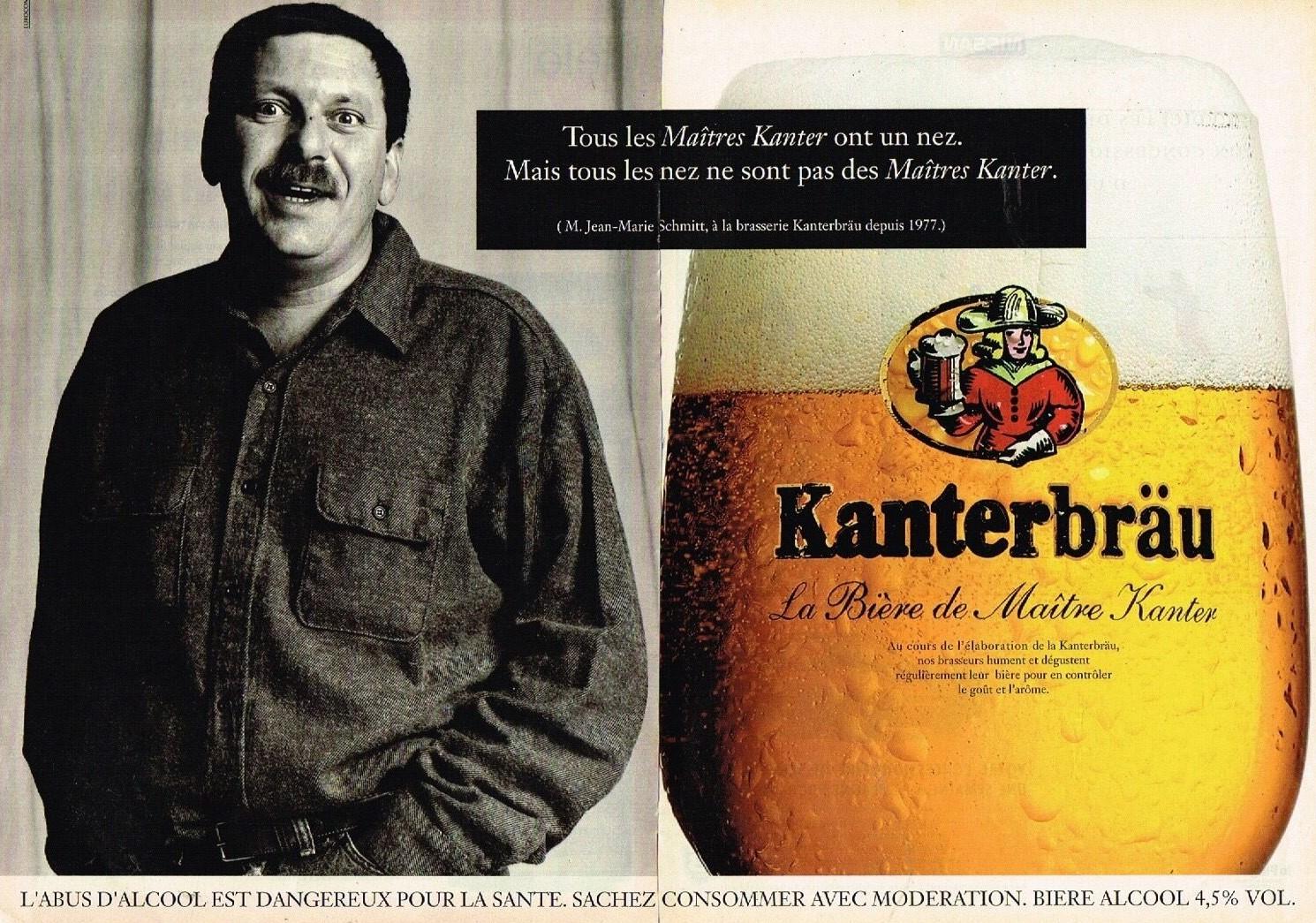Kanterbrau 1993 A1 Mr Jean-Marie Schmitt