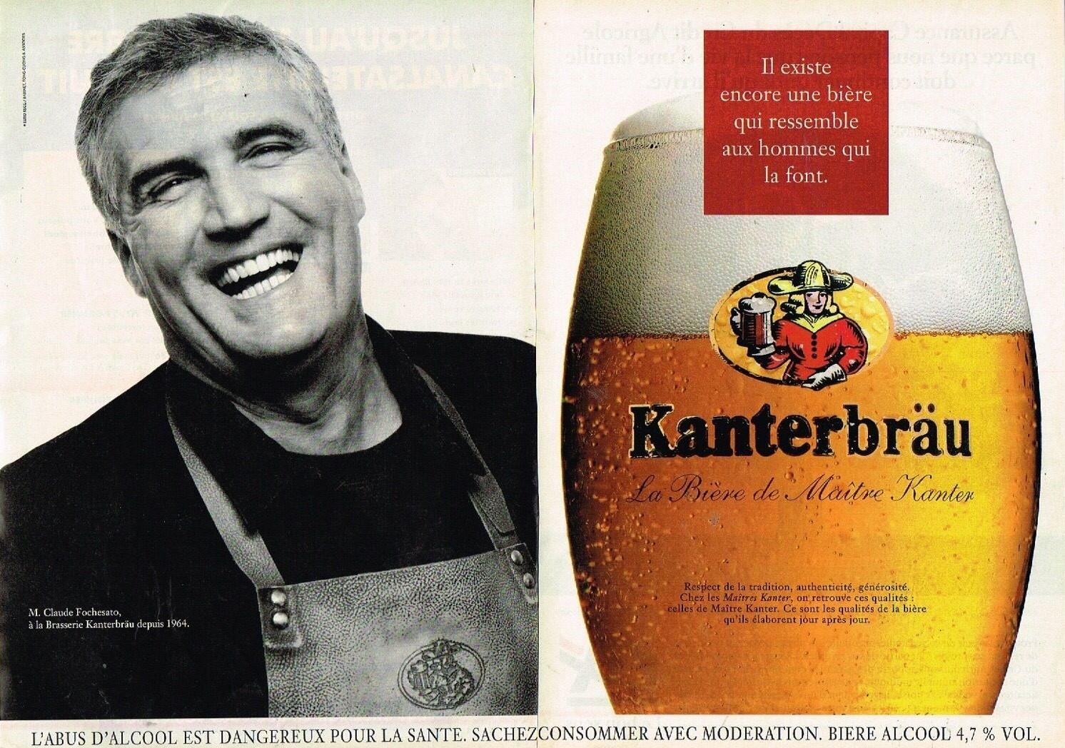 Kanterbrau 1994 A1 Mr Claude Fochesato
