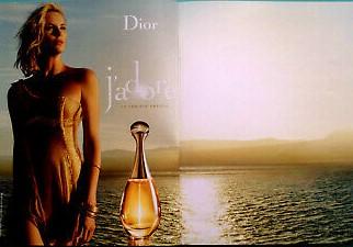 Parfum Dior 2016 J'adore Charlize Theron Jean Baptiste Mondino