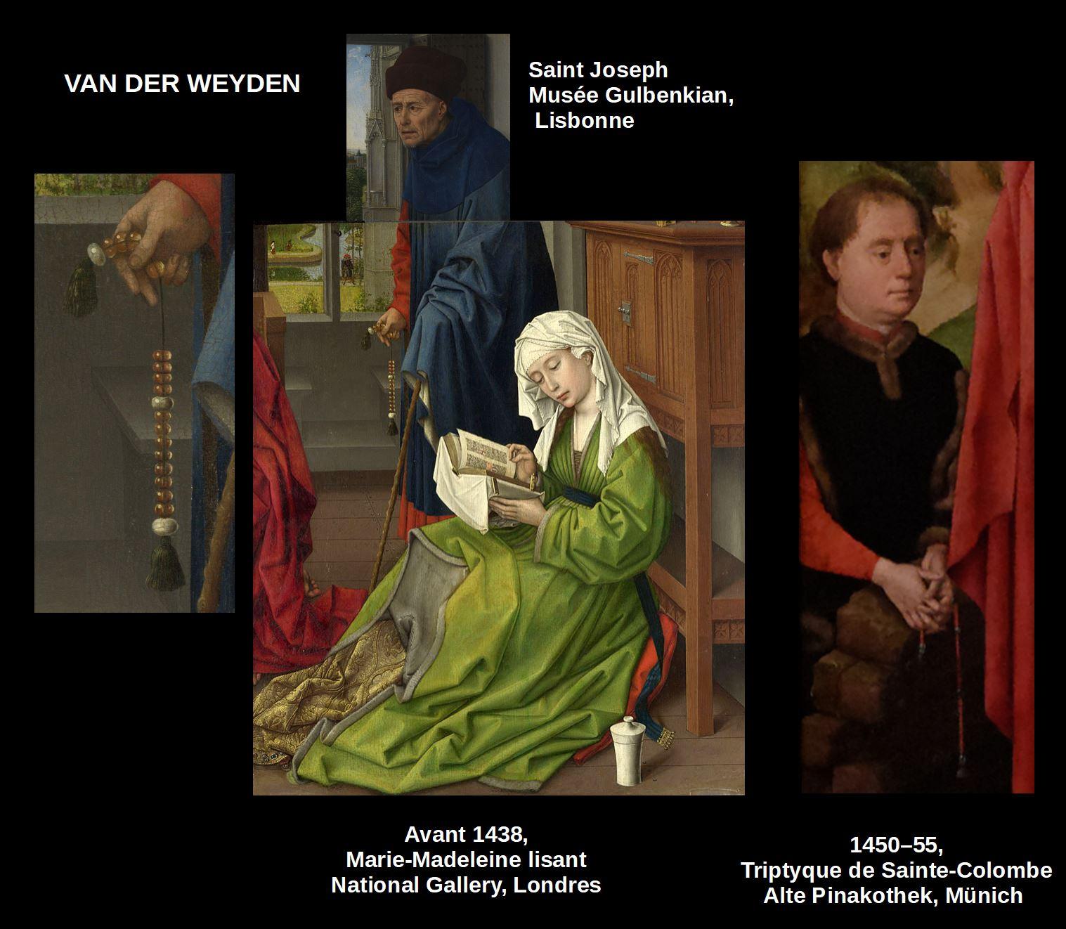 Van der Weyden chapelets