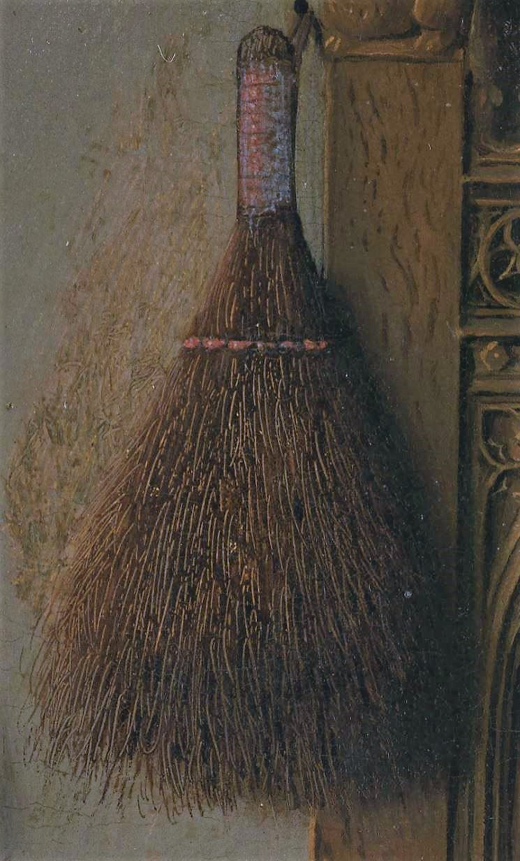 Van_Eyck 1434 _Arnolfini_Portrait brosse