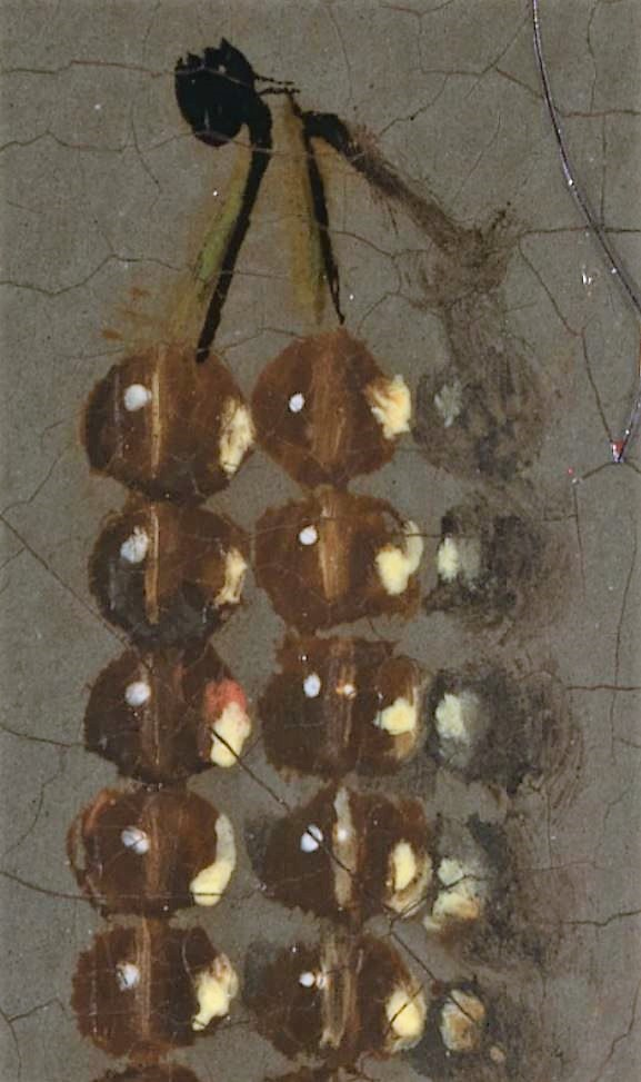 Van_Eyck 1434 _Arnolfini_Portrait perles