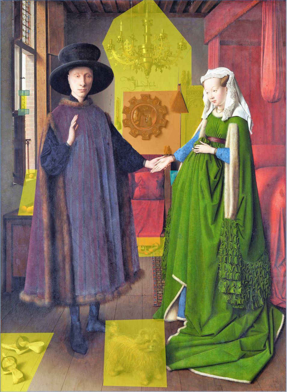 Van_Eyck 1434 _Arnolfini_Rajouts