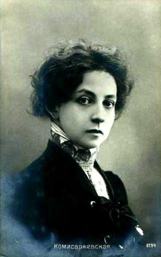 1908 Vera_Komissarzhevskaya 1