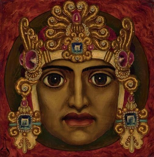 1927 Kalmakoff Vice Dieu Bhrama