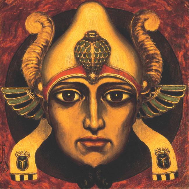 1927 Kalmakoff Vice Dieu Osiris