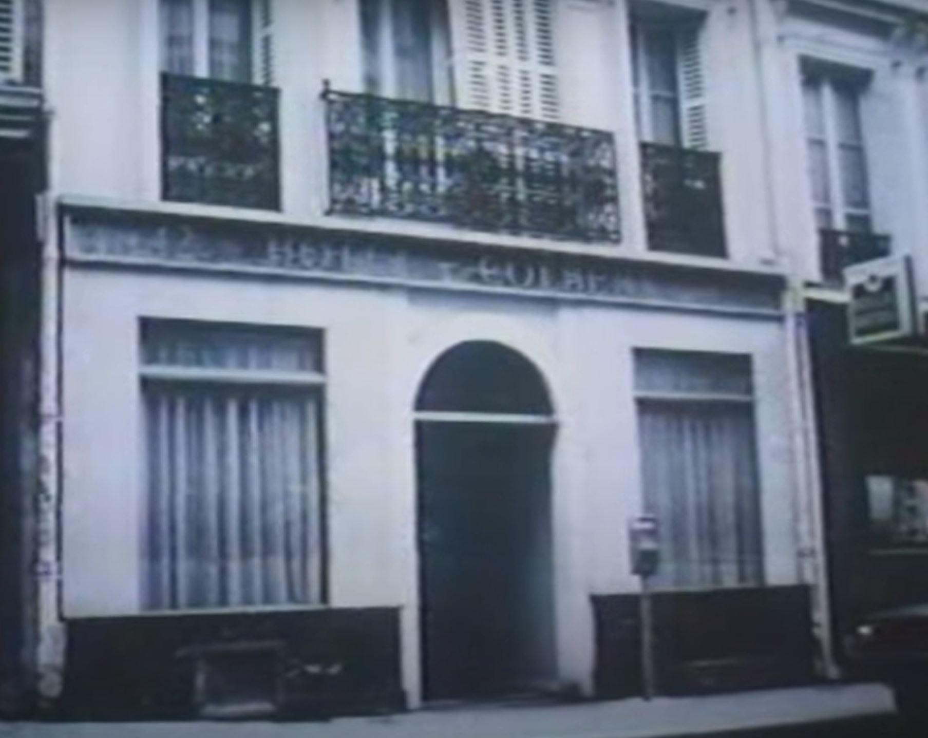 Hotel Colbert 42 rue de la Rochehoucault