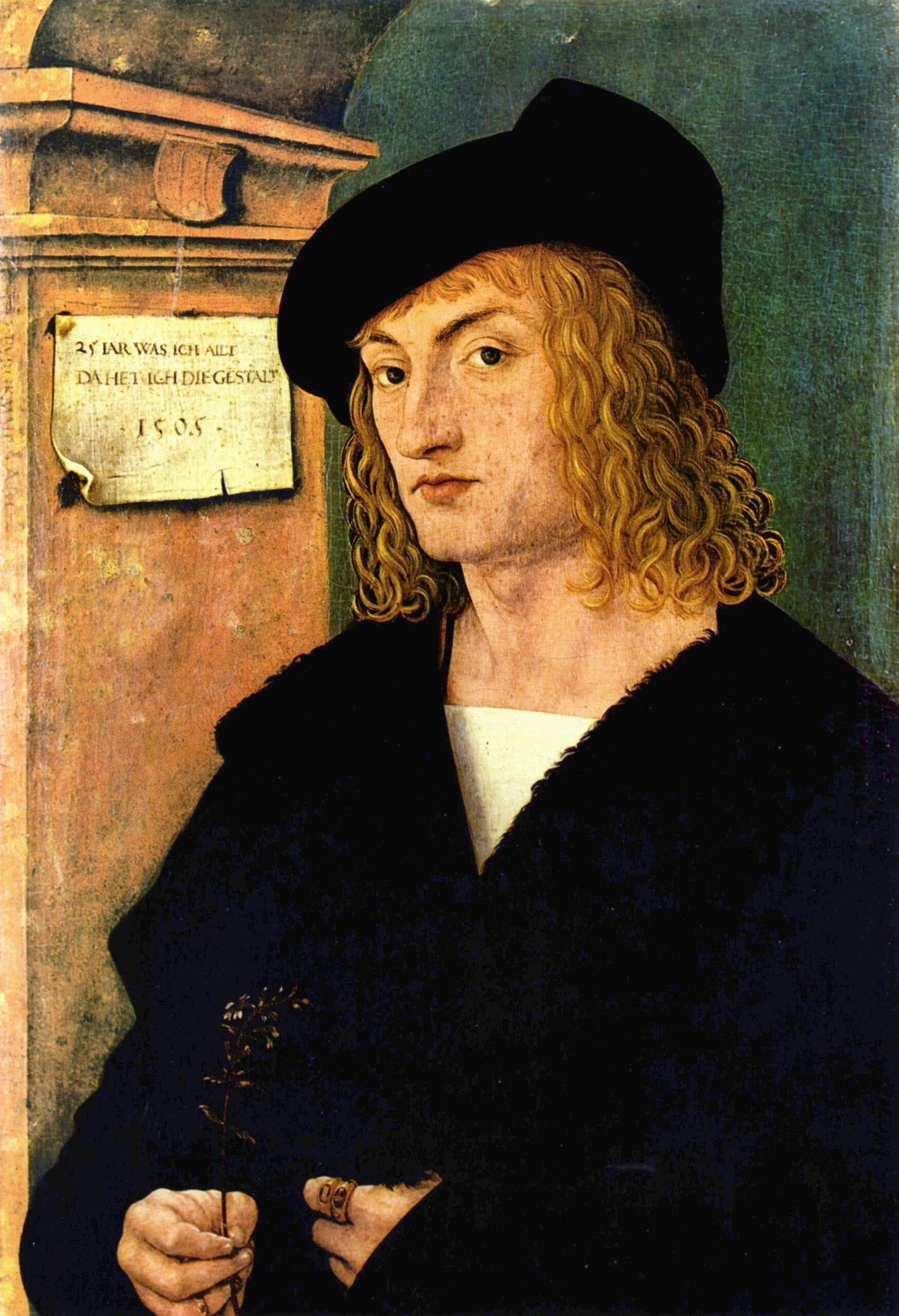 hans-burgkmair-d.-ae.-portraet-des-hans-schellenberger-1505 Walraff Richartz Museum Cologne