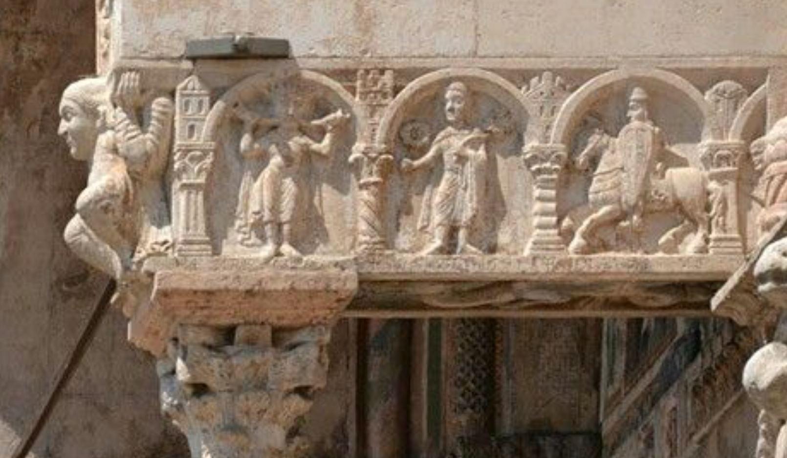 1120 ca Mars Avril Mai San Zeno Verona
