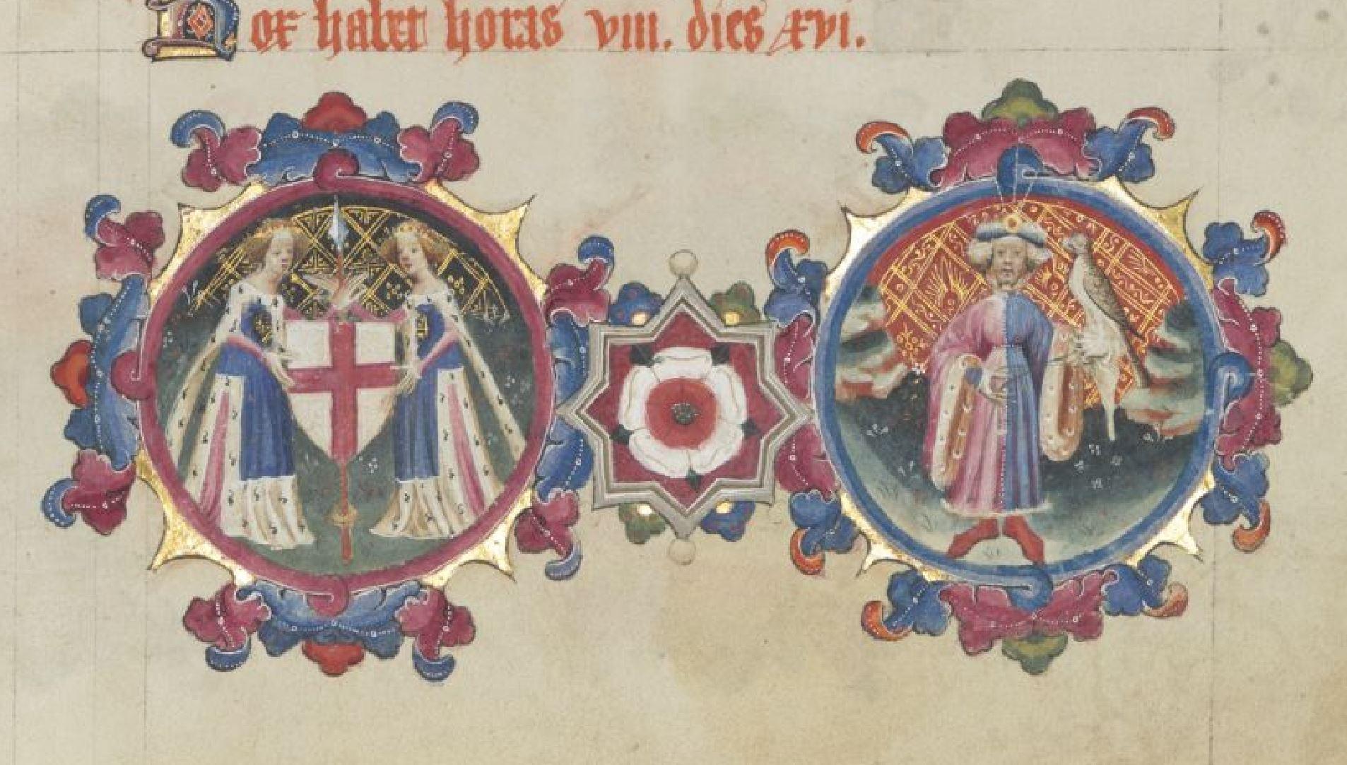 1399-1407 Sherborne Missal BL Add MS 74236 Mai p 5