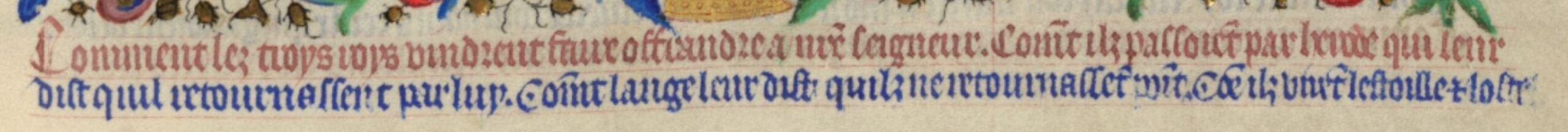 Bedford Hours 1410-30 Adoration_of_the_Magi_-_British_Library_Add_MS_18850_f75r detail