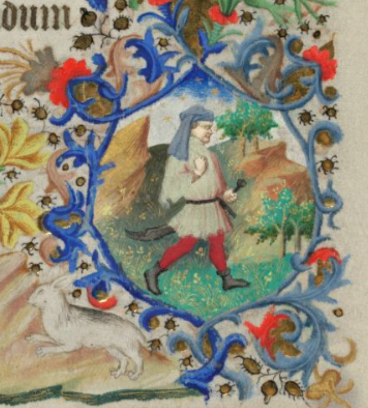 Bedford Hours 1410-30 Natvite_British_Library_Add_MS_18850_f 65r detail soldat