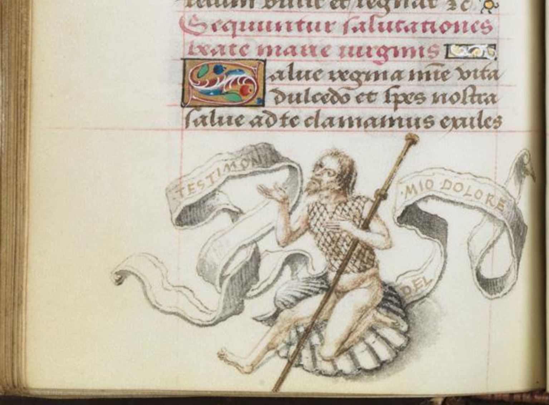 Bibliotheque de l'Ecole des Beaux-Arts, Ms.Mas 0137 p 184