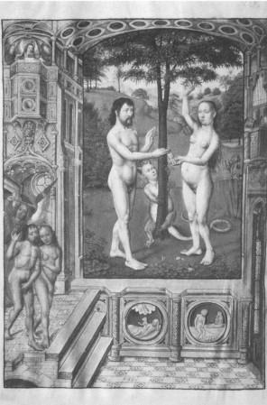 Breviaire de Brukenthal, 1490-95, Museum Brukenthal, MS 761 p 26 Sibiu