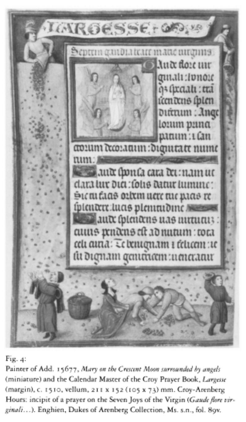 Croy Arenberg Hours 1510 ca fol 89v