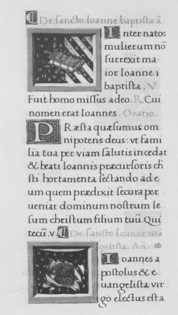 Hours of Jean Lallement le jeune 1525 ca Rosenwald MS 11 fol 124v