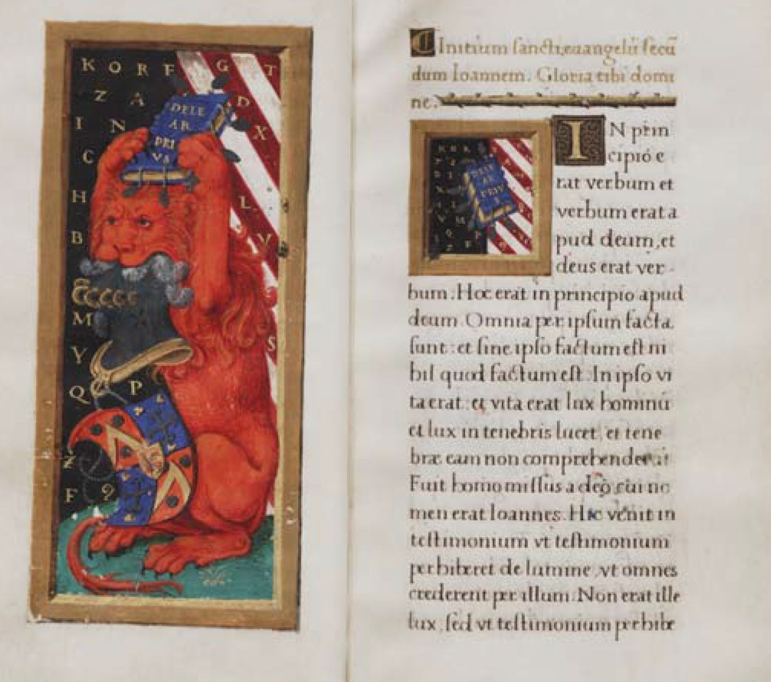 Hours of Jean Lallement le jeune 1525 ca Rosenwald MS 11 fol 14v 15