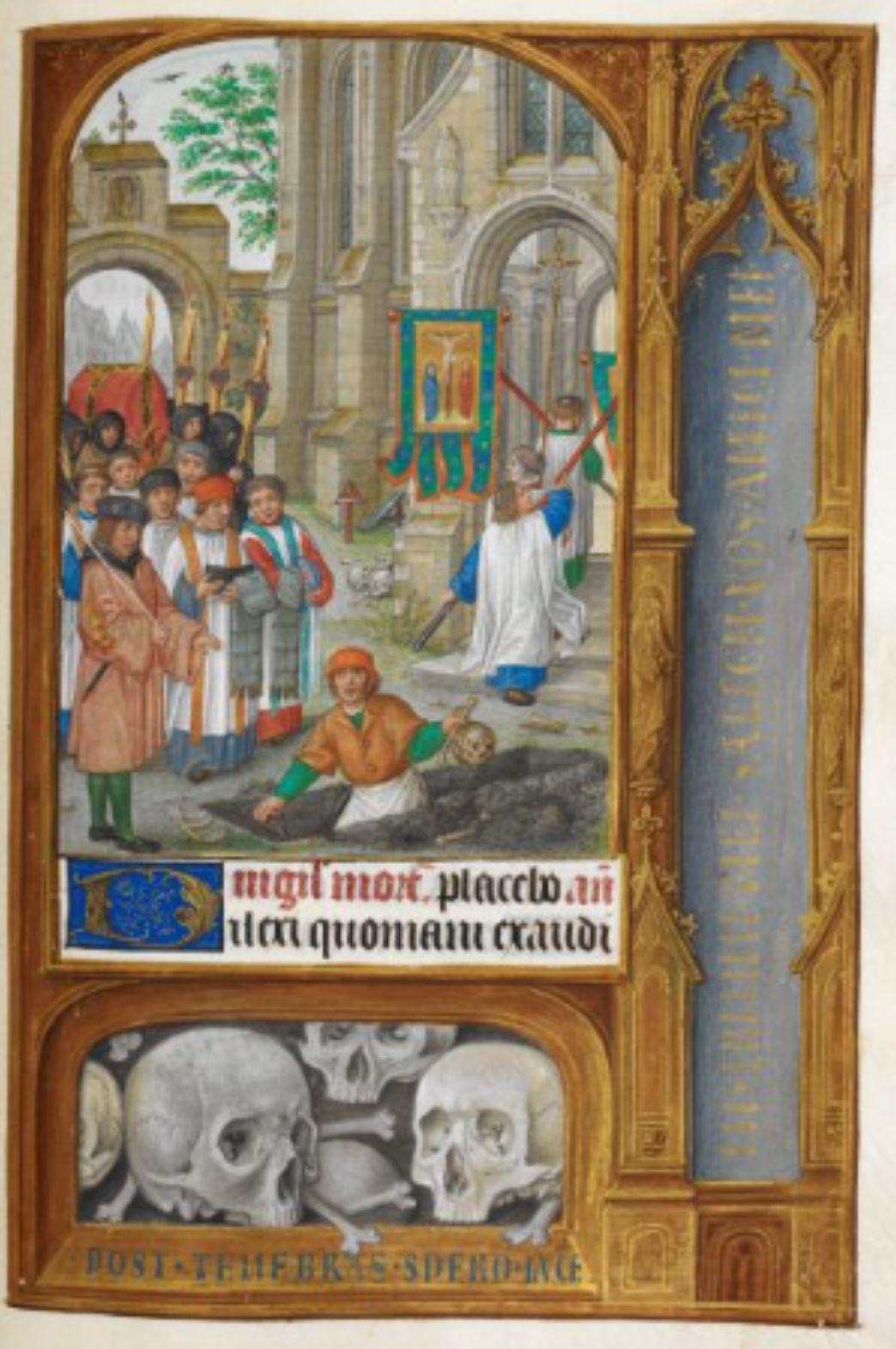 Hours of Joanna I of Castille 1500 ca BL Add MS 35313 fol 159r