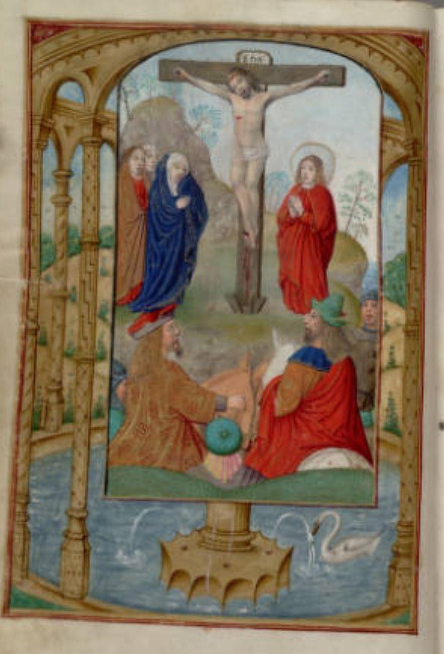 Huntington Library MS HM 1174 fol 14