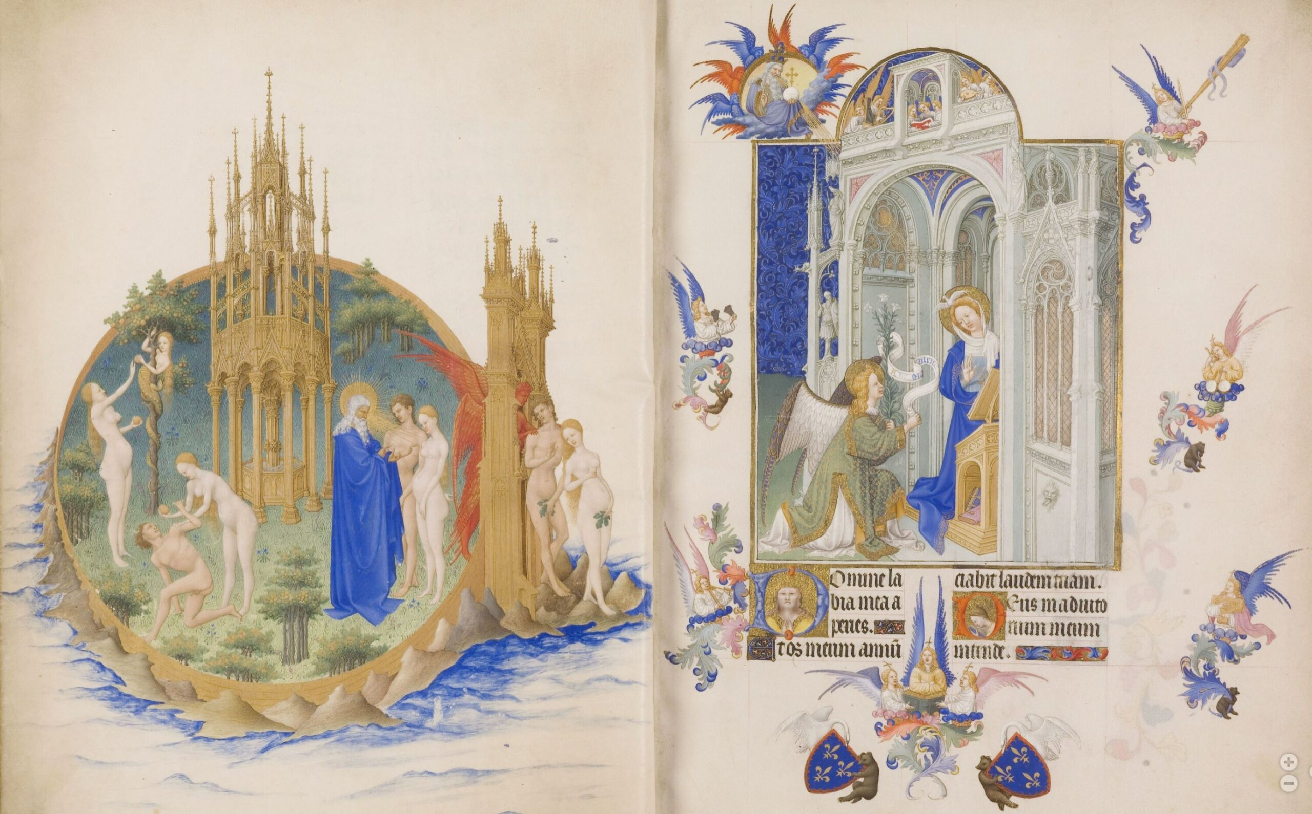 Les_Tres_Riches_Heures_du_duc_de_Berry Musee Conde Chantilly MS 65 fol 25v-26 Limbourg 1411-16