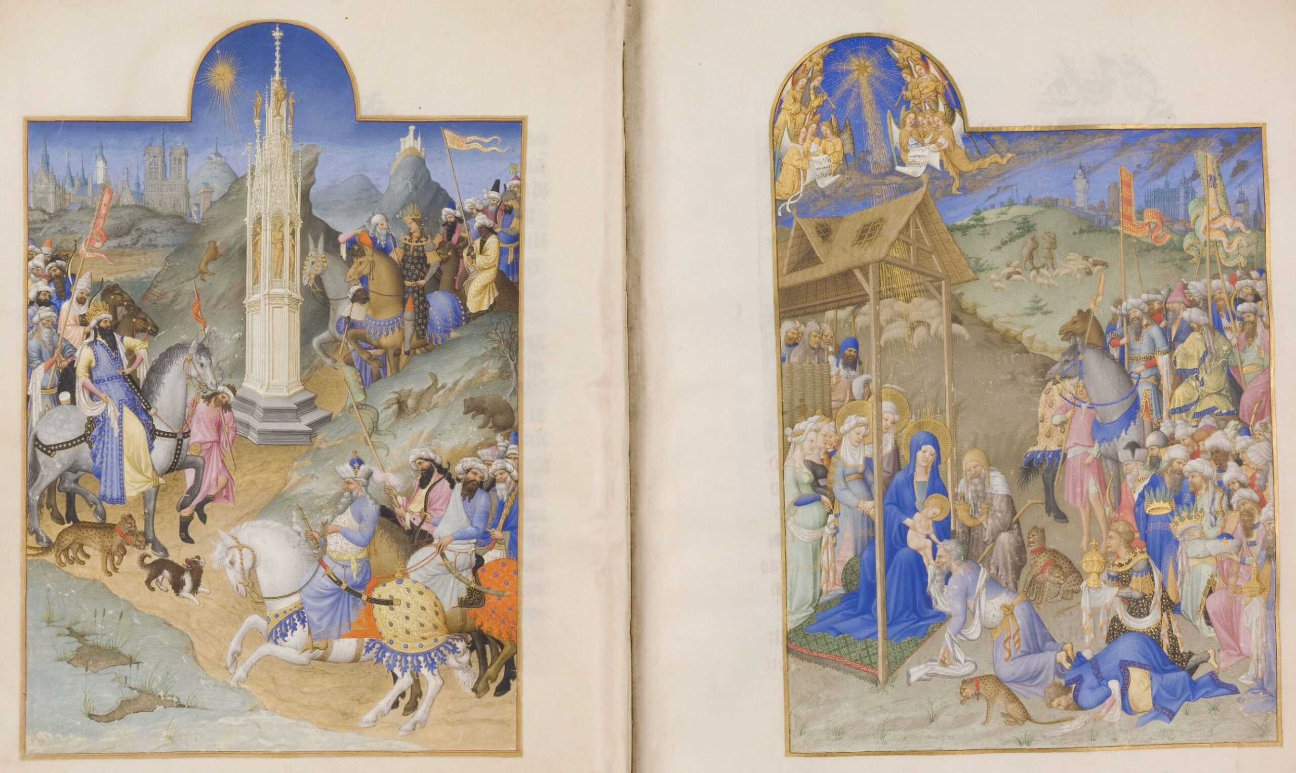 Les_Tres_Riches_Heures_du_duc_de_Berry Musee Conde Chantilly MS 65 fol 51v-52 Limbourg 1411-16