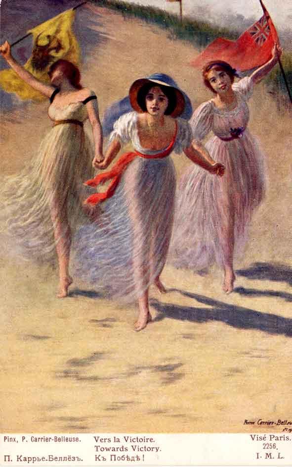 Carrier-Belleuse Pierre Vers La Victoire